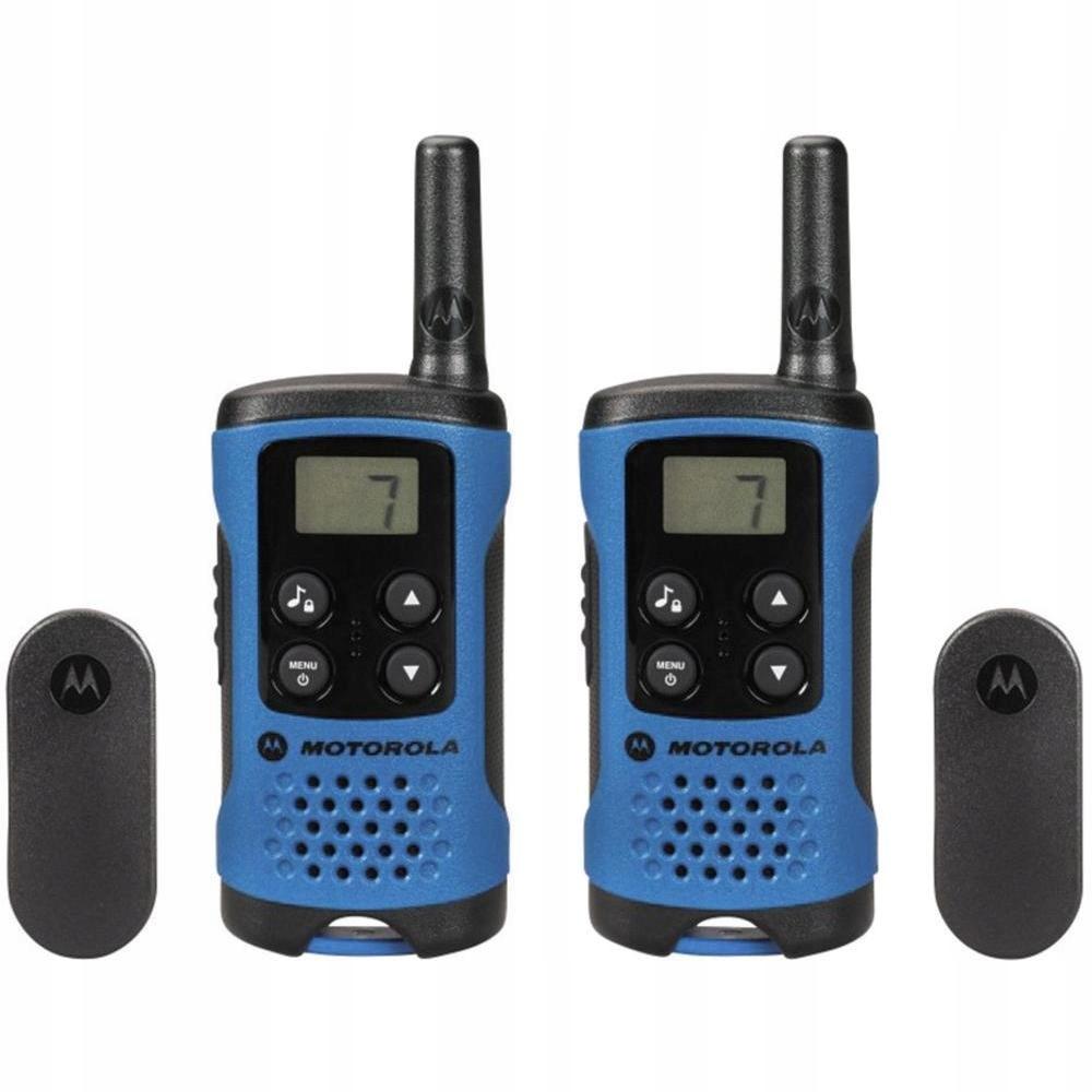 Radiotelefon Motorola TLKR T41 E1678