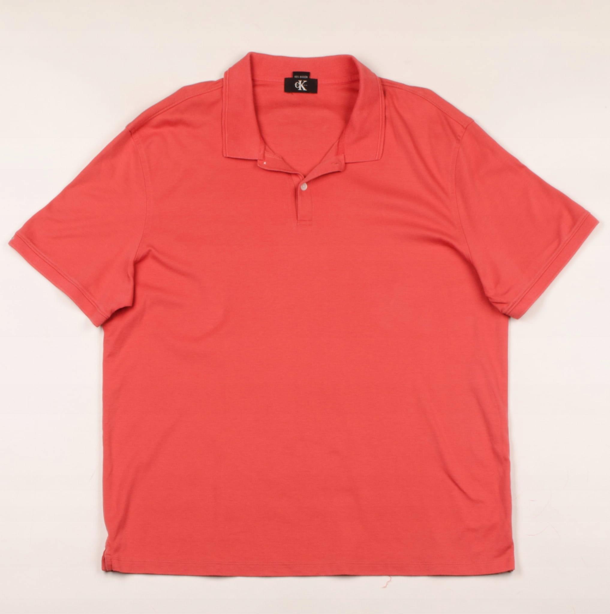 32688 MICRO WADA Calvin Klein Polo Męska XL