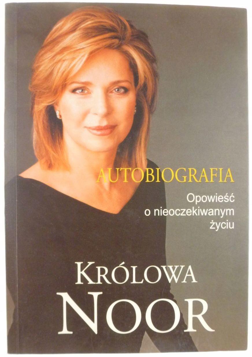 Królowa Noor - autobiografia