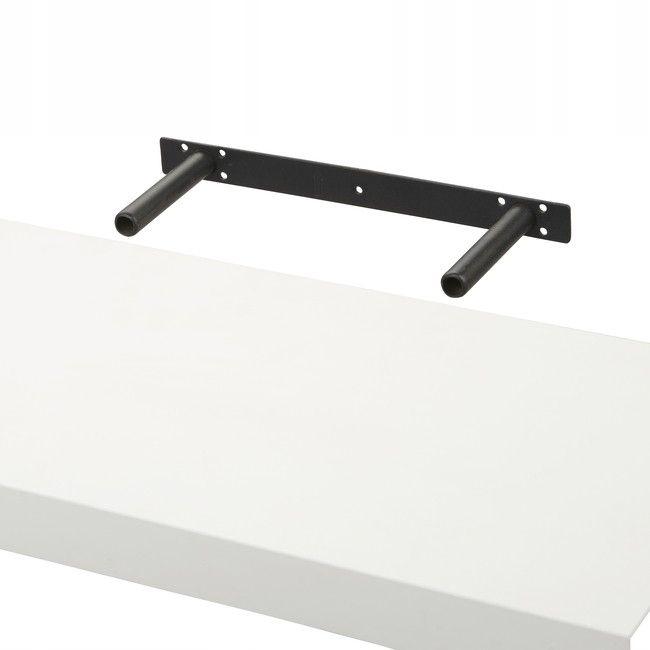 Półka Cusko 38x235x600mm Biały Ukryte Mocowanie 7990336716