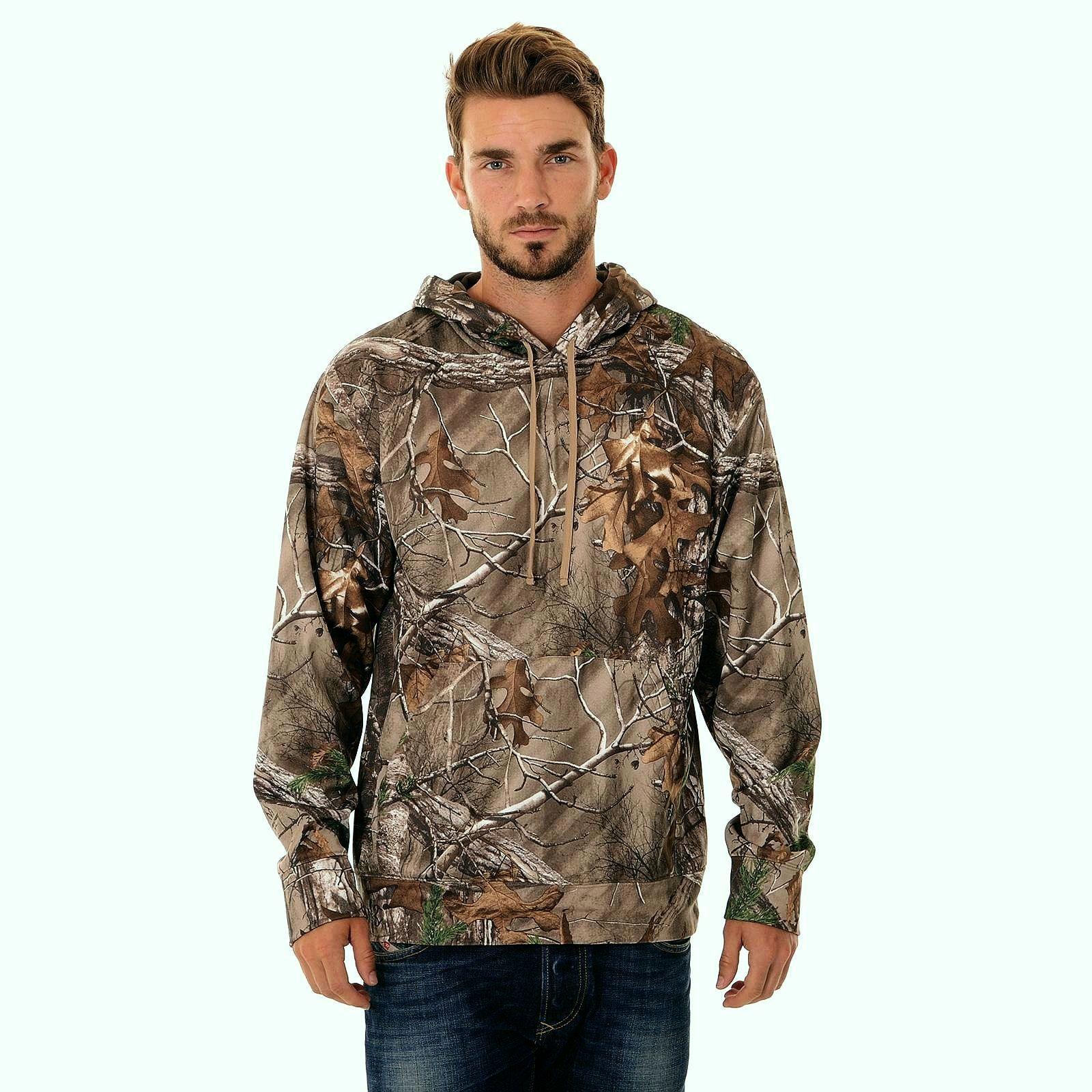 REALTREE XTRA bluza techniczna camo XL