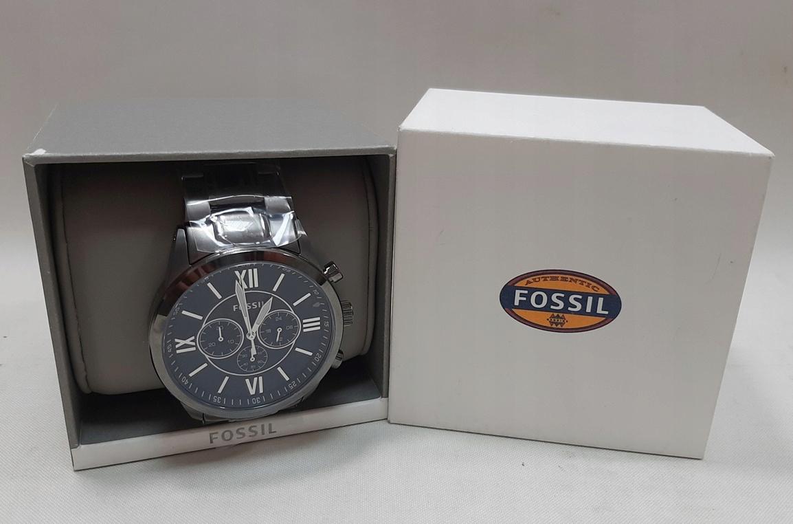 Zegarek Fossil BQ1126 Niużywany! Komplet! Okazja!
