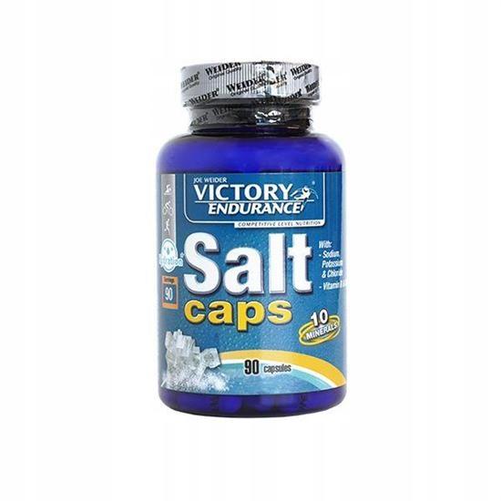 Victory Endurance SALT CAPS sól 90 kapsułek