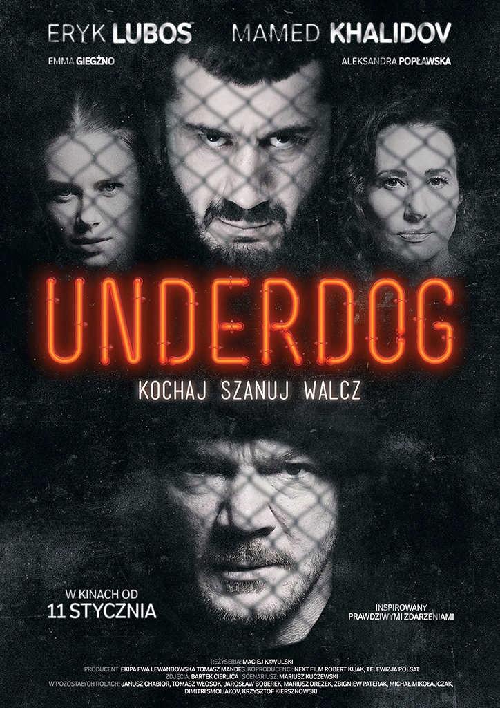 Underdog Plakat Z Filmu Kinowy 68 X 98 B1 7758962653