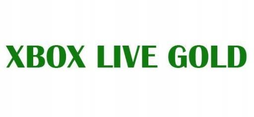 Xbox Live Gold na 12 miesięcy XLG