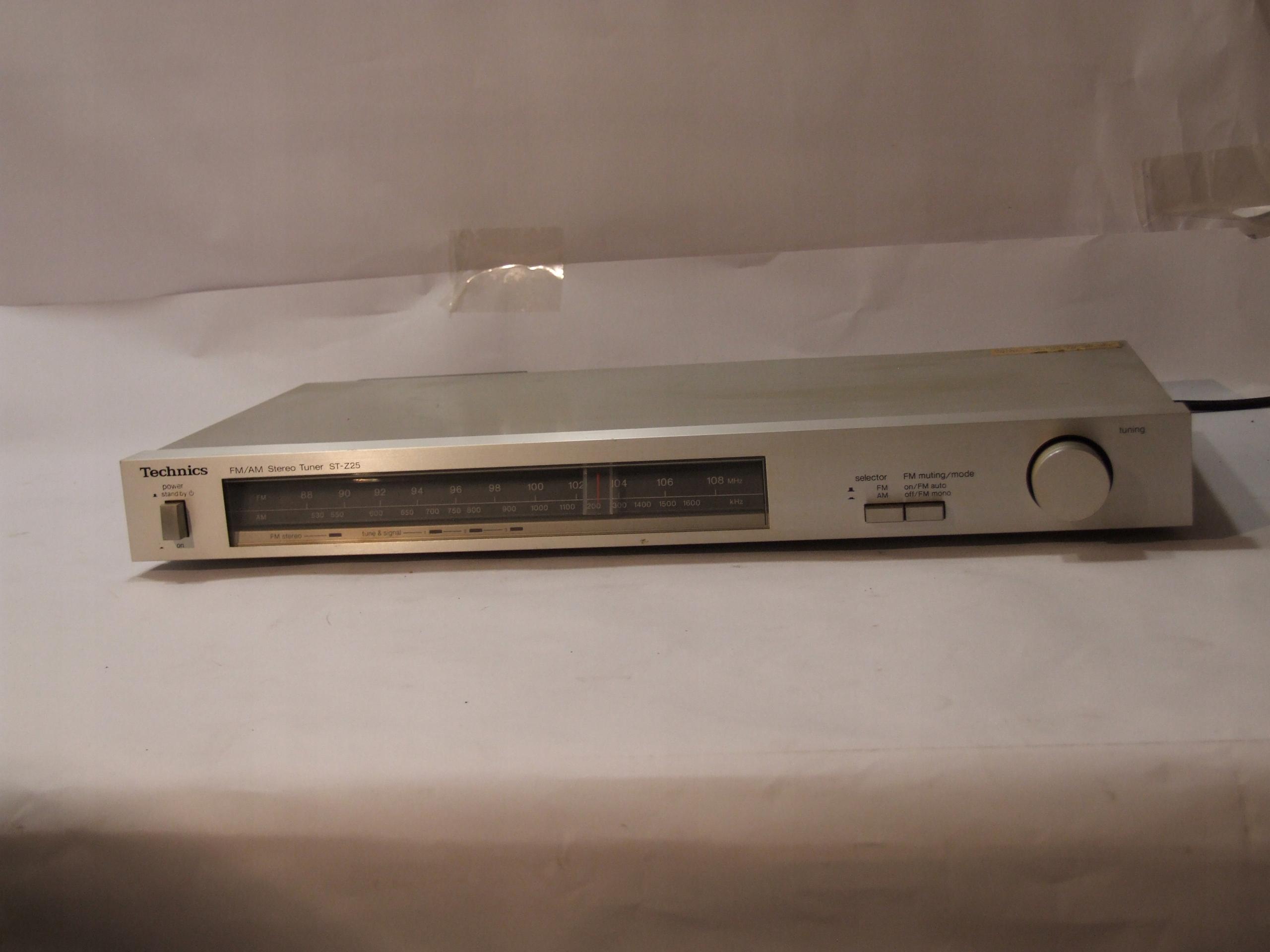 TECHNICS ST-Z 25 RADIO BCM