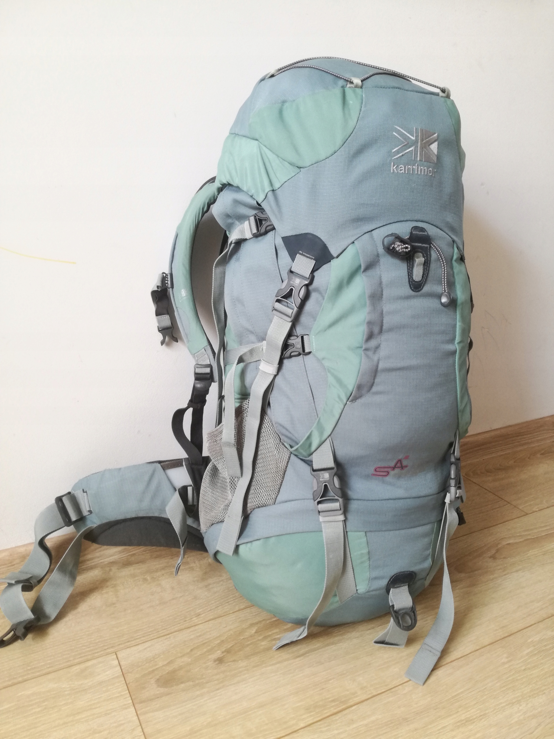 Plecak turystyczny Karrimor Cougar SA2 60-70