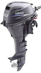 Silnik Zaburtowy 20 KM Yamaha F20BMHL wózek GRATIS