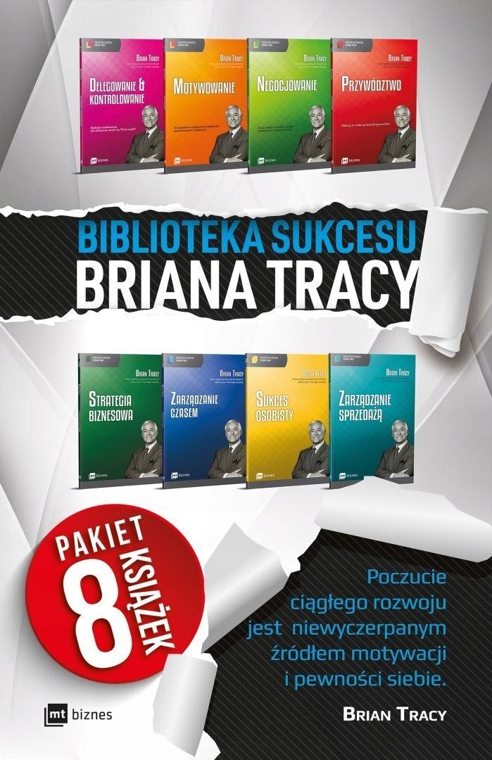 PAKIET BIBLIOTEKA SUKCESU BRIANA TRACY WYD. 2017