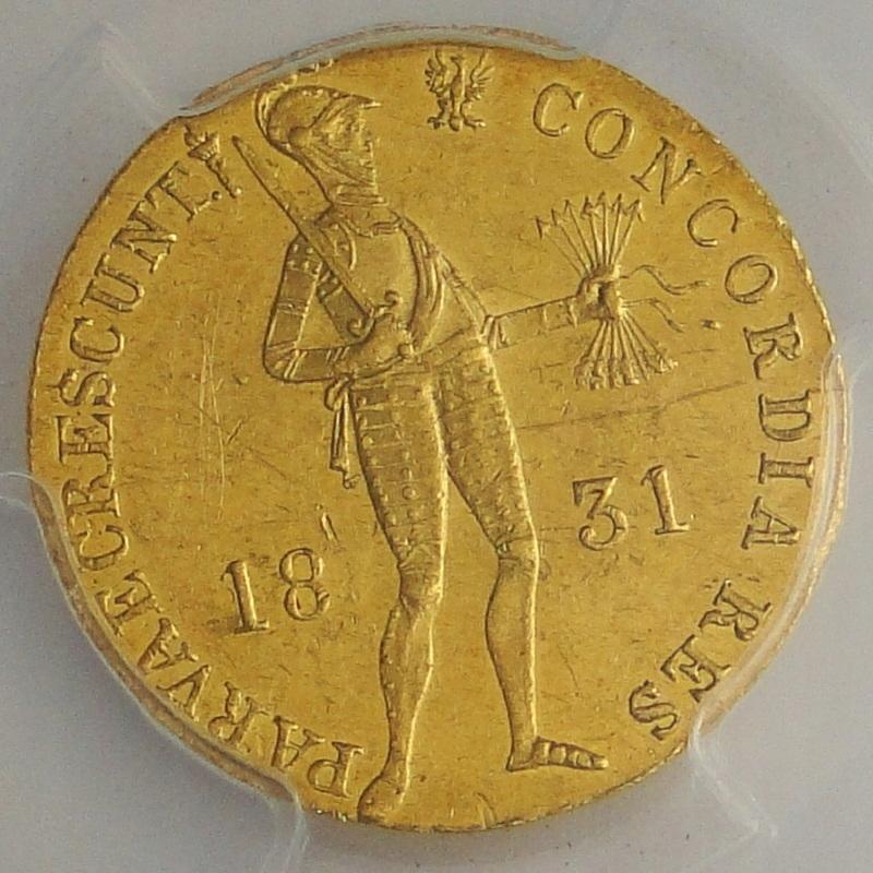 1831 Polska Powstanie Listopadowe - dukat