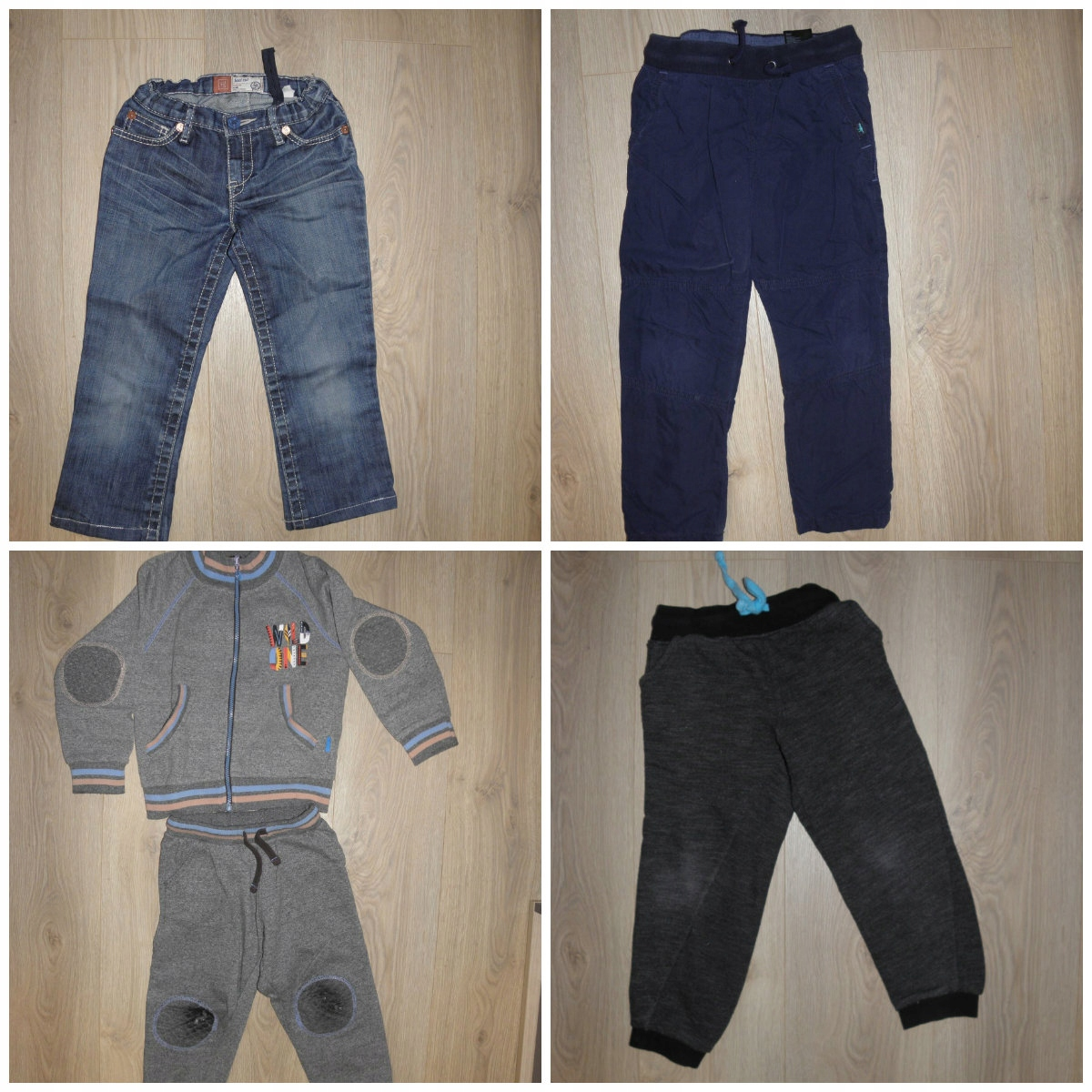 Zestaw ubrań 116  122cm - 5  6 lat