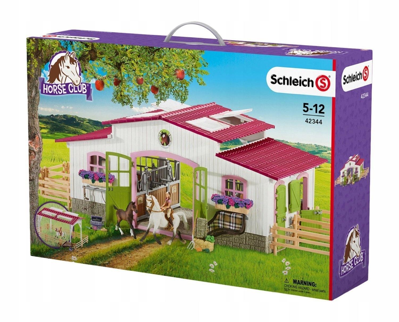 SCHLEICH 42344 Stajnia dla koni