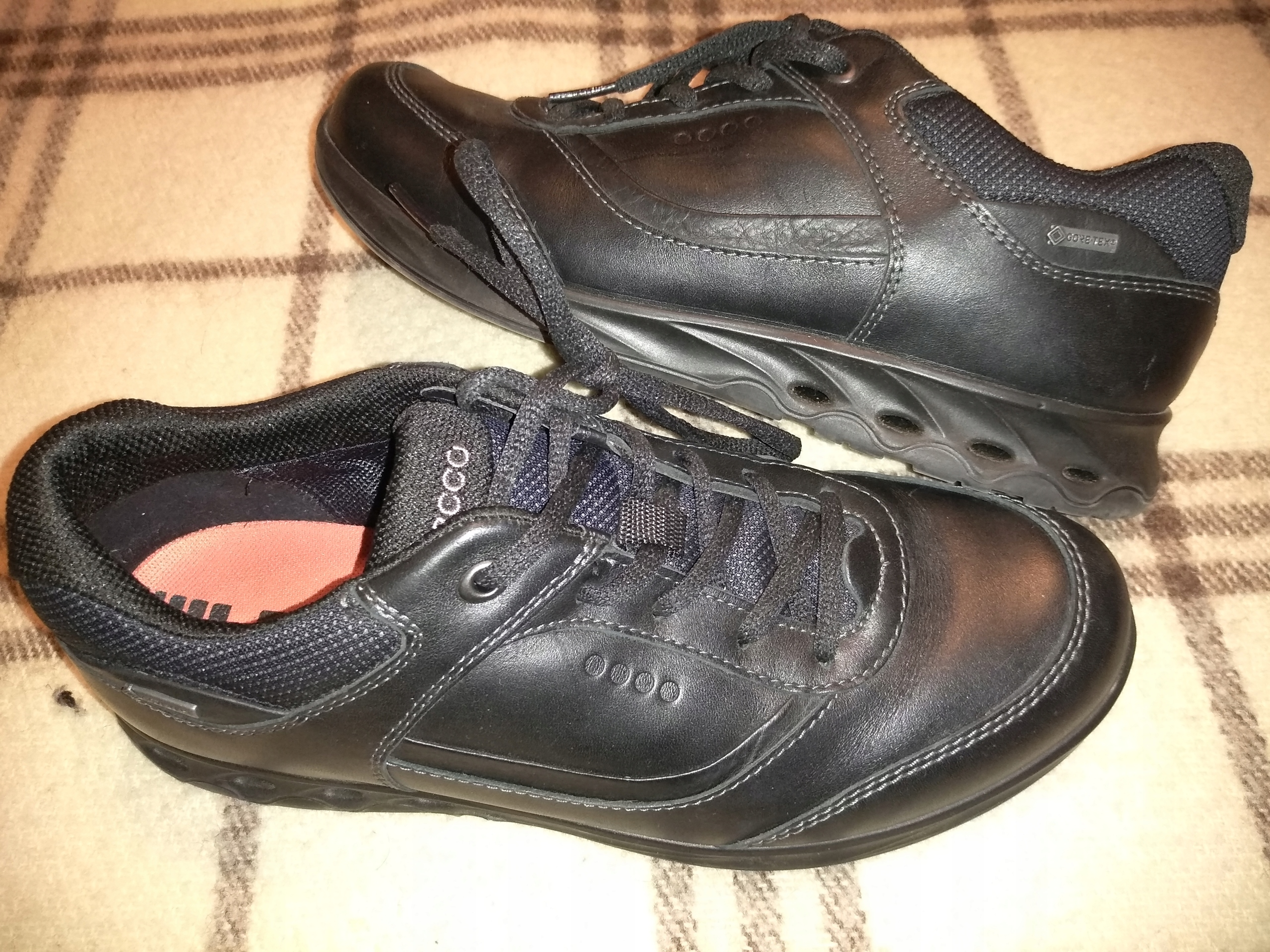 Ecco Wayfly Gore-Tex_39_idealny stan_599 salon