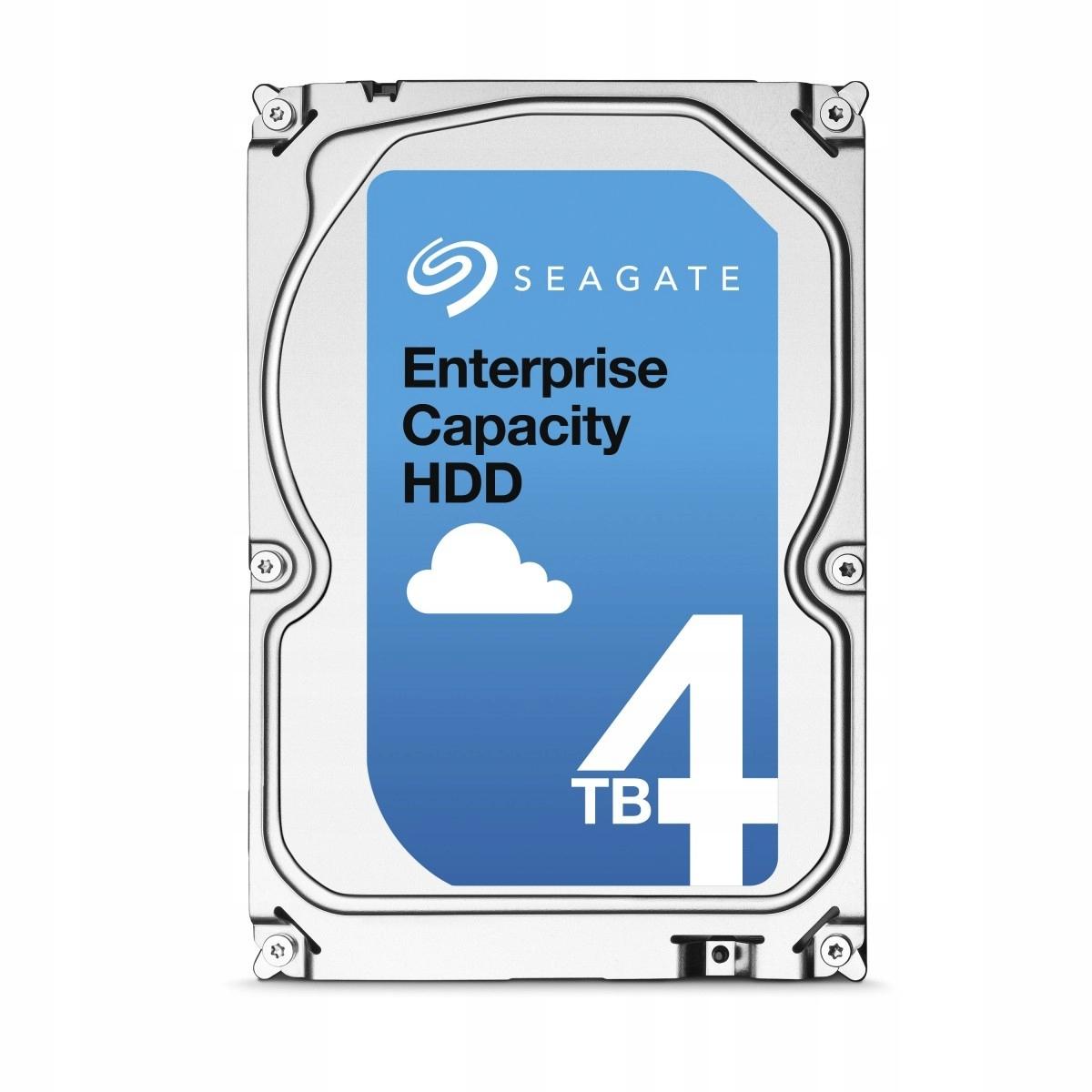 SEAGATE Exos 7E8 4TB 512n SATA 3.5CAL