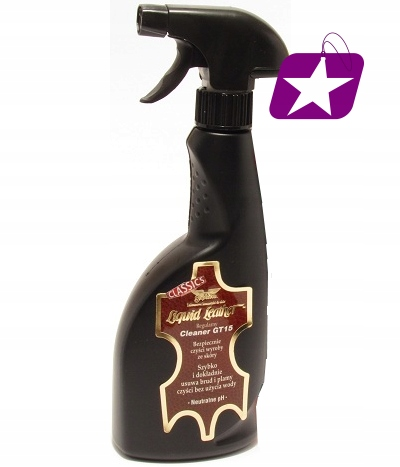 GLIPTONE SPRAY CLEANER DO SKÓRY GT15 500ML WAWR
