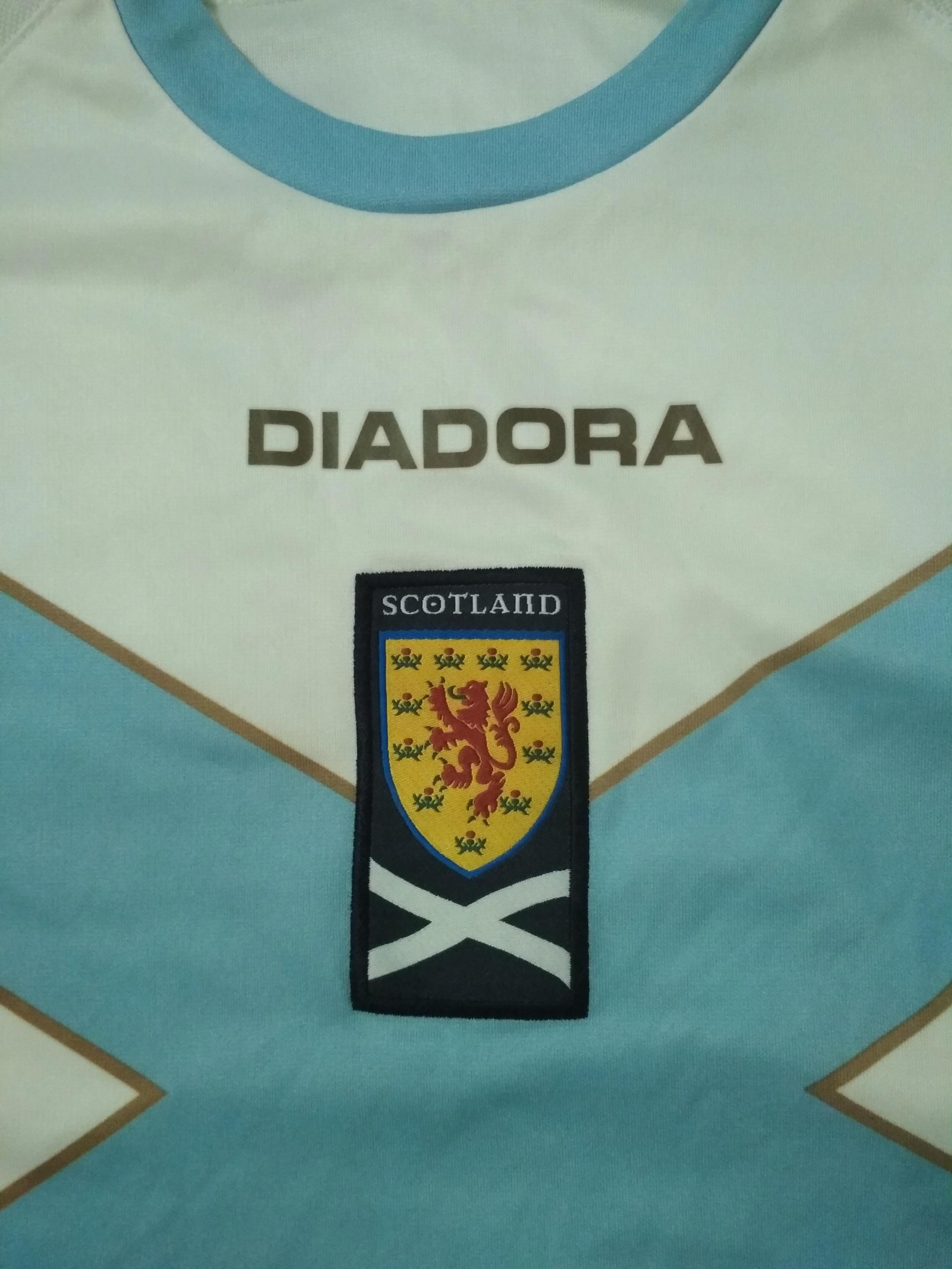 OKAZJA!!! Koszuka Diadora Scotland, rozmiar L