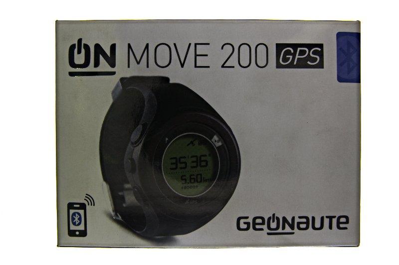 Zegarek Cyfrowy GPS ONMOVE 200 GEONAUTE