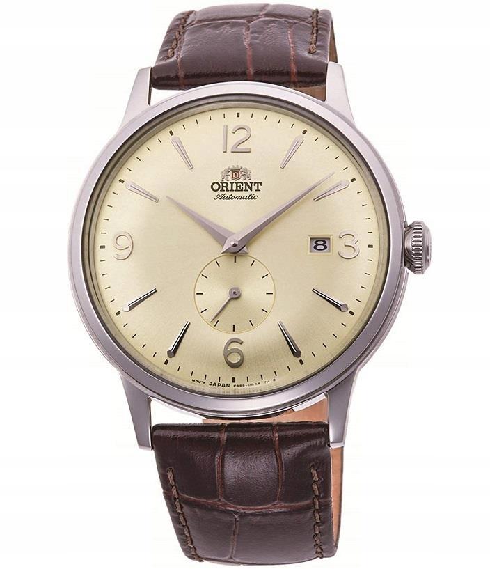 Zegarek Męski Orient Automatik RA-AP0003S10B SKÓRA