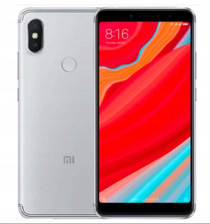 Xiaomi Redmi S2 grey, 3/32GB, DS, Dual Camera