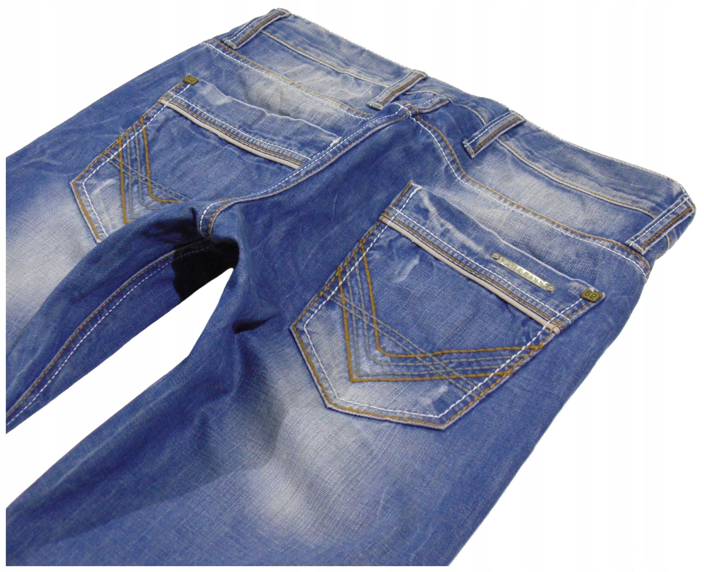 CIPO&BAXX _ Spodnie Jeans _ 32/34 _ Pas 85