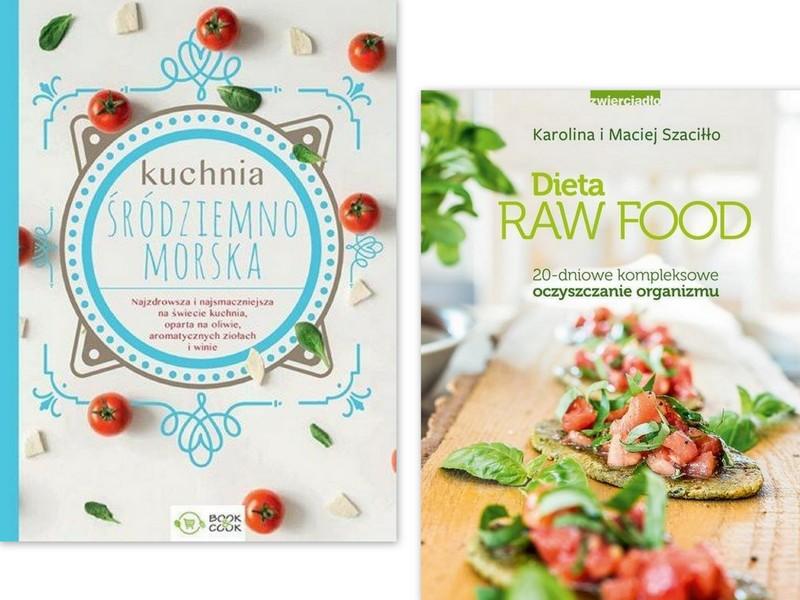 Kuchnia śródziemnomorska Dieta Raw Food 20 Dniowe