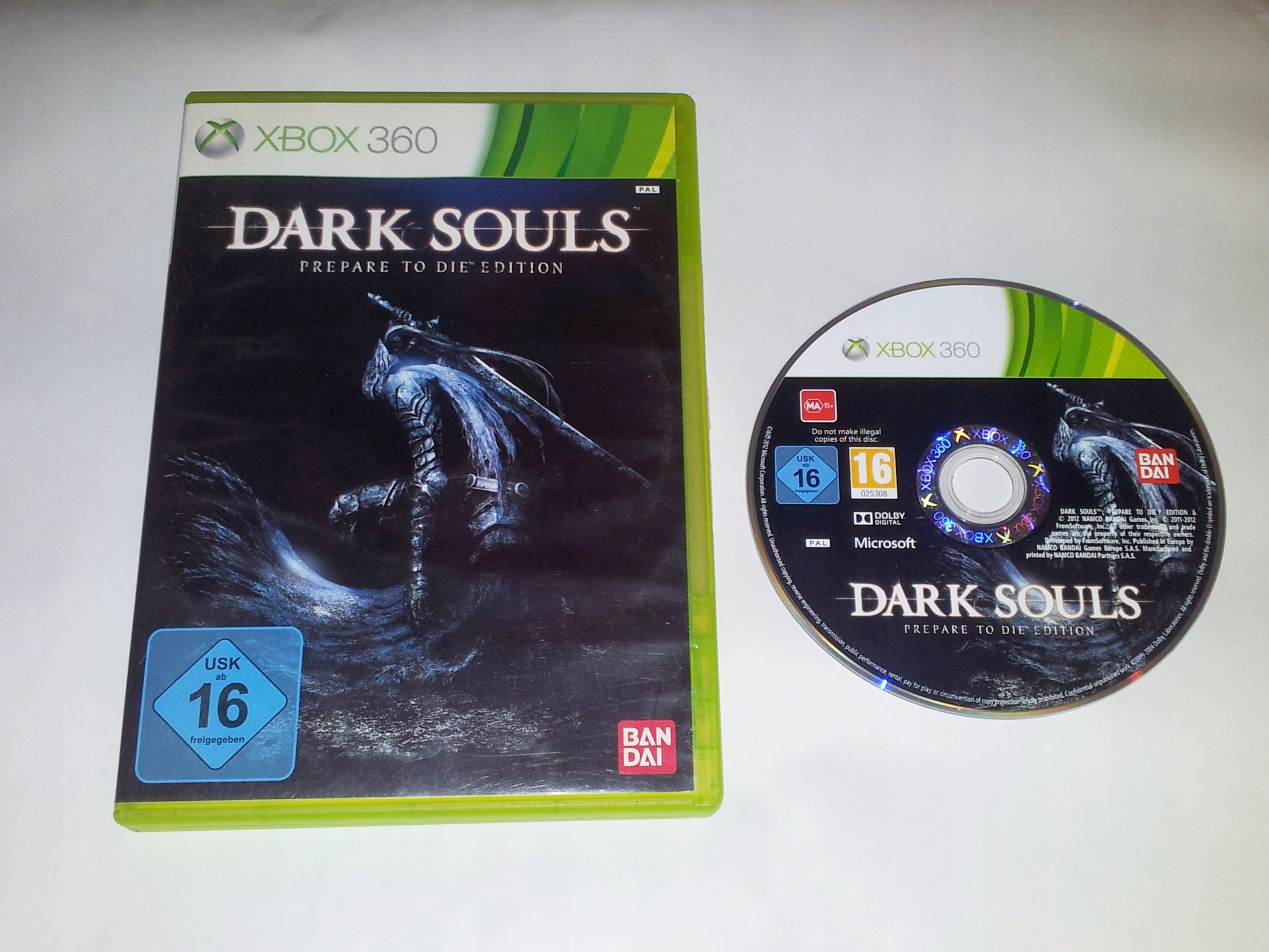 Dark Souls Prepare to Die Edition - Xbox 360 - Gry