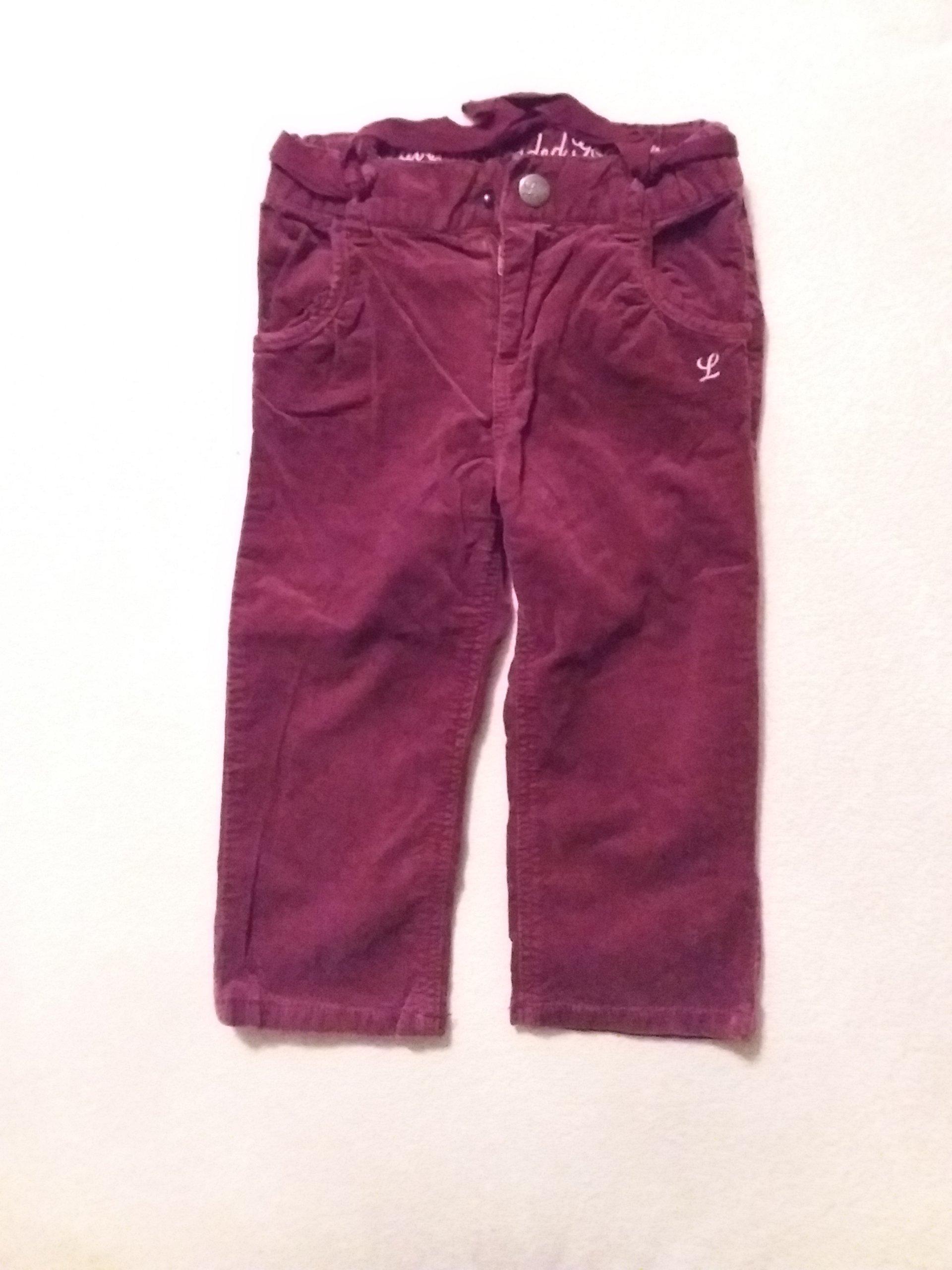 702740cbbdcfff Spodnie H&M 80 sztruksowe jak Nowe regulowane - 7677858884 ...