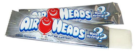 AirHeads White Mystery Guma Rozpuszczalna