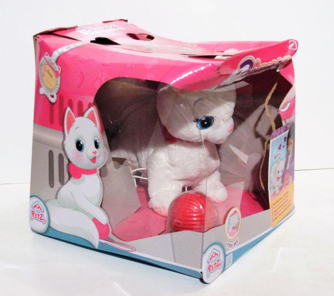 Kot Kotek Bianca Interaktywny Tm Toys 7074513638 Oficjalne