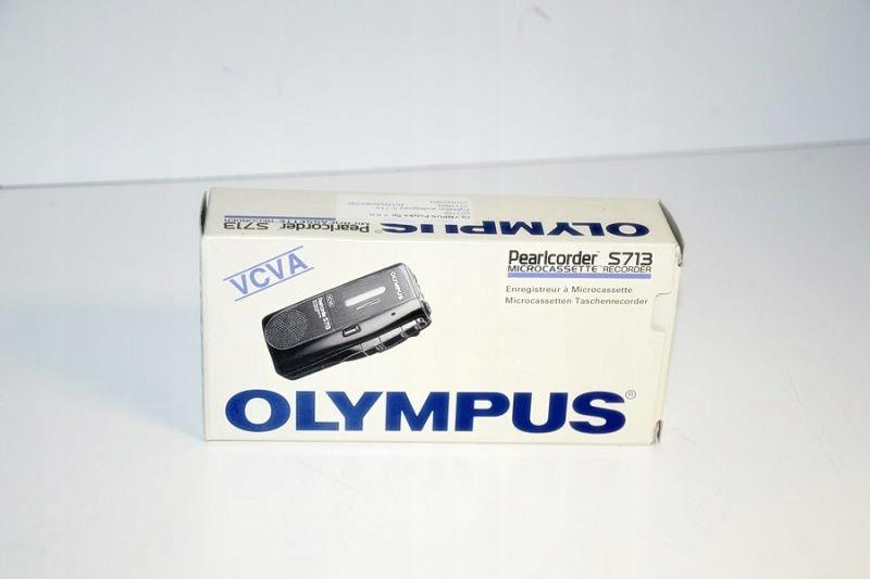 DYKTAFON OLYMNPUS S713