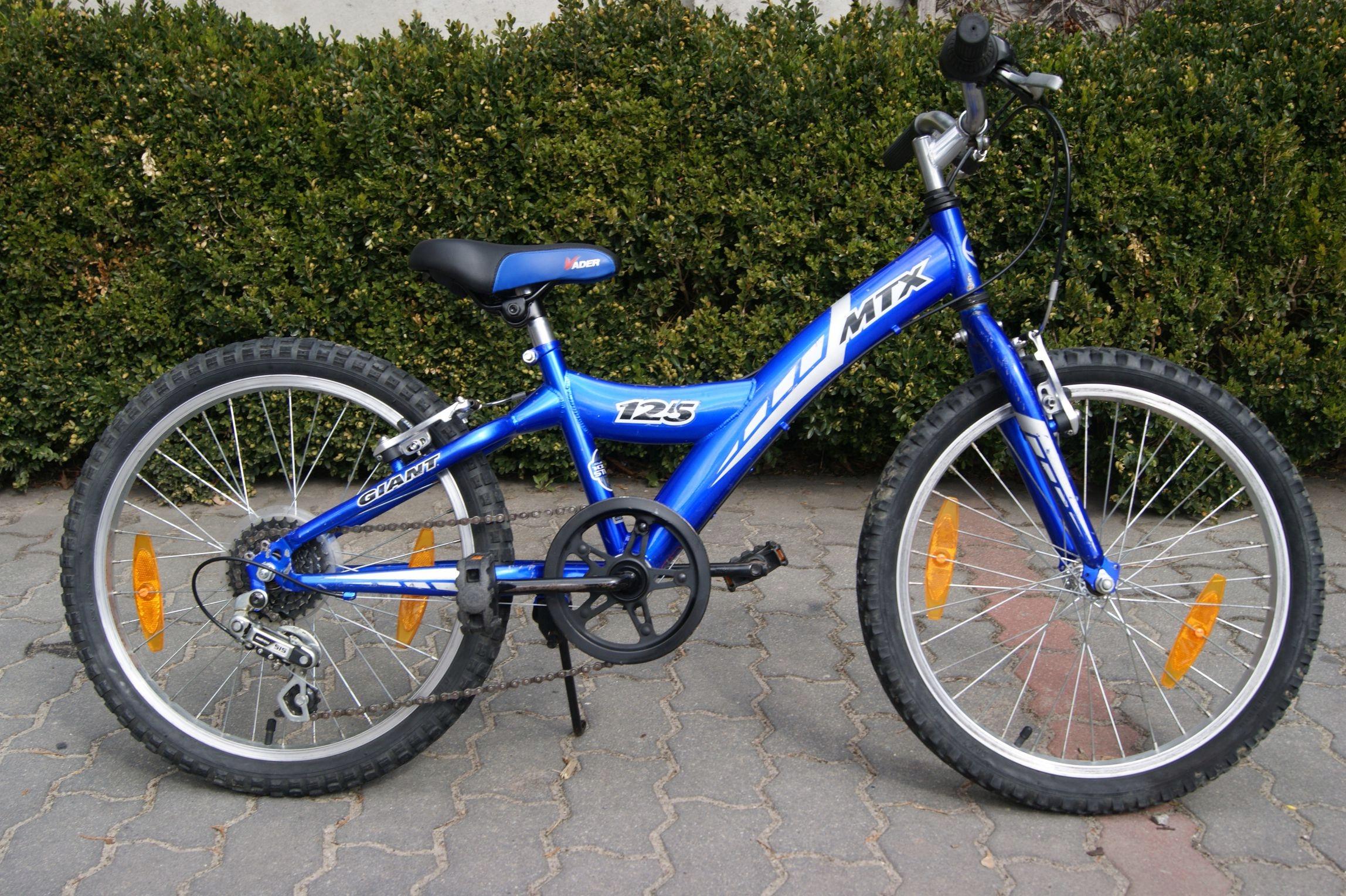 R260 Juniorski dziecięcy rower GIANT koła 20''