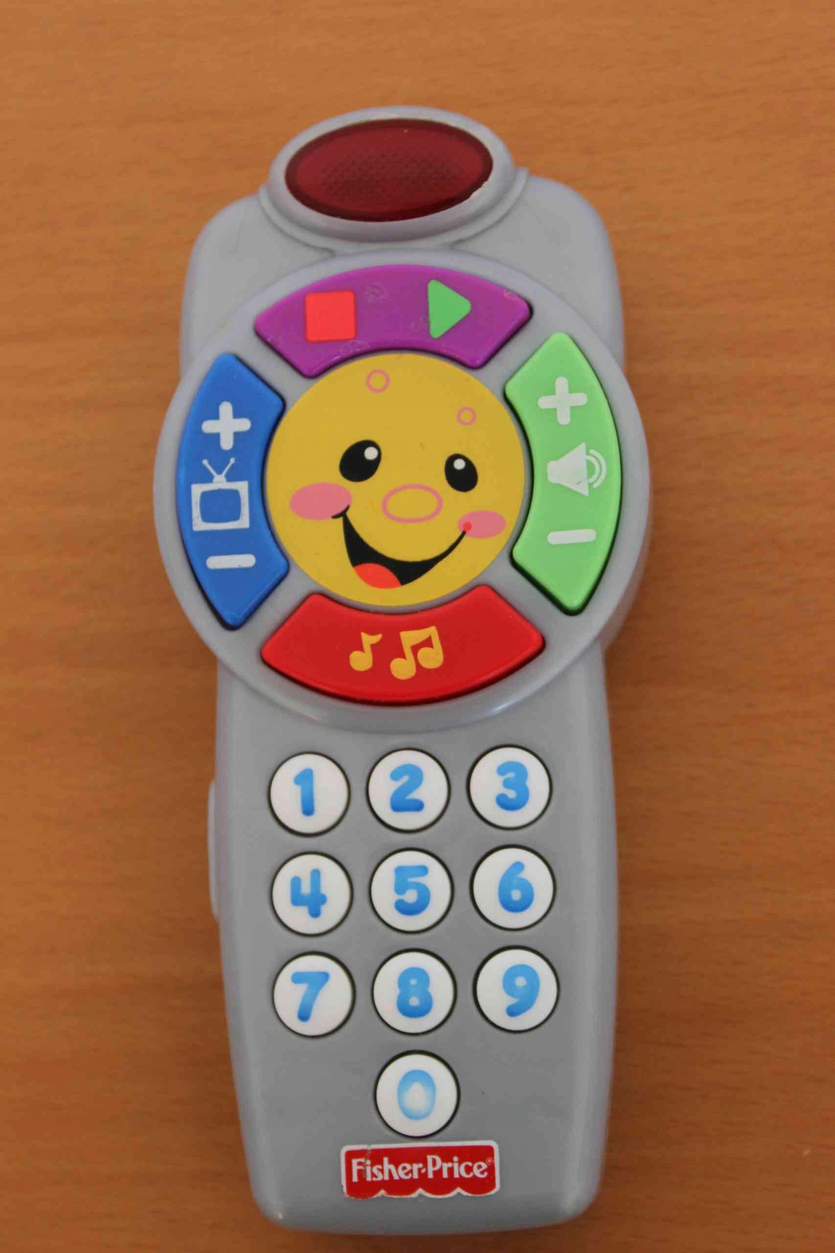 Telefon interaktywny Pilot komórka Fisher Price
