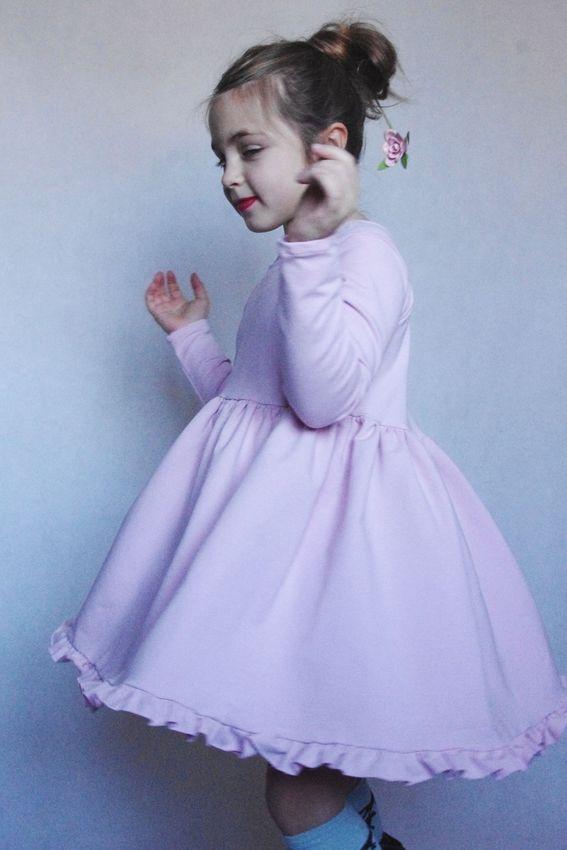 cf008fdd7e7ccc SUKIENKA DRESOWA Glamour Dusty Pink 122/128 - 7316810458 - oficjalne ...