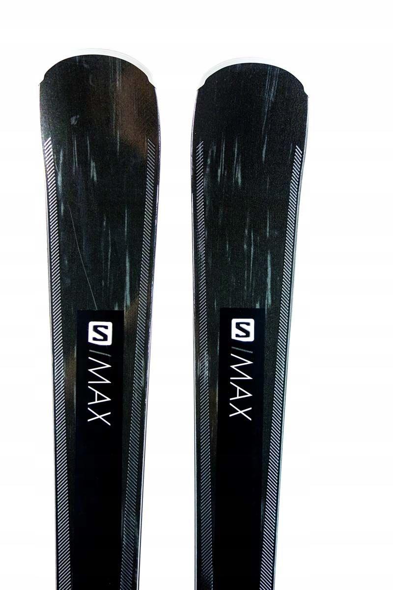 Narty SALOMON S/MAX W BLAST + Z12 Walk BK 160 cm
