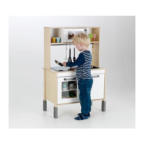 Ss Ikea Duktig Kuchnia Do Zabawy Drewniana 7203353028