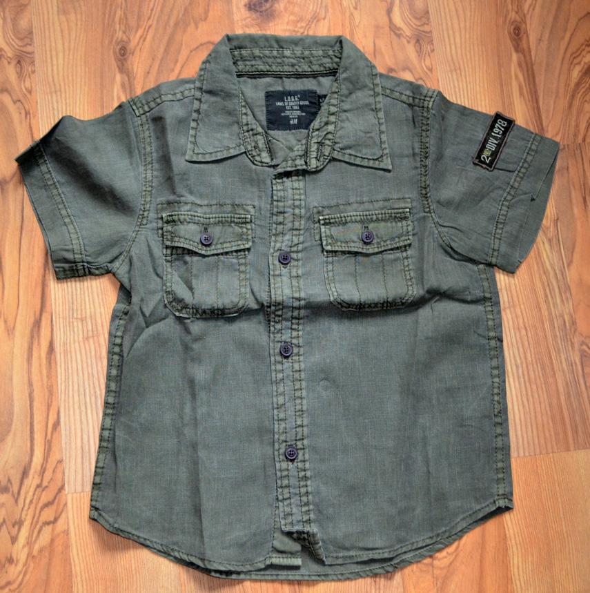 Koszula H&M Rozmiar 110 / 4-5 lat