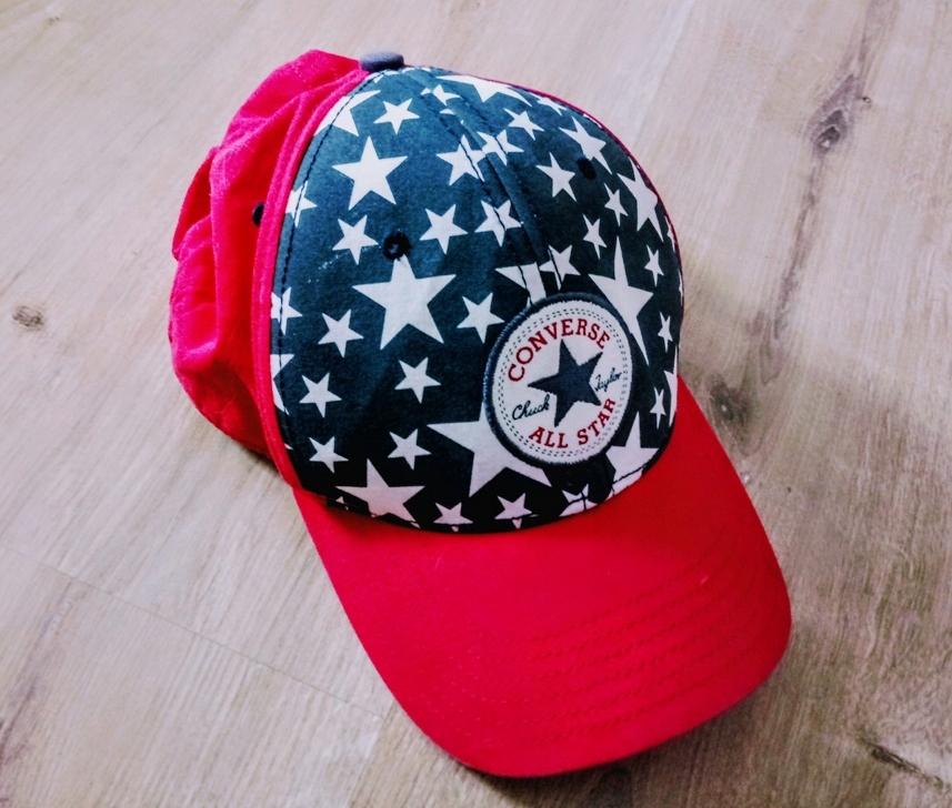 Converse All Star czapka z daszkiem regulowana