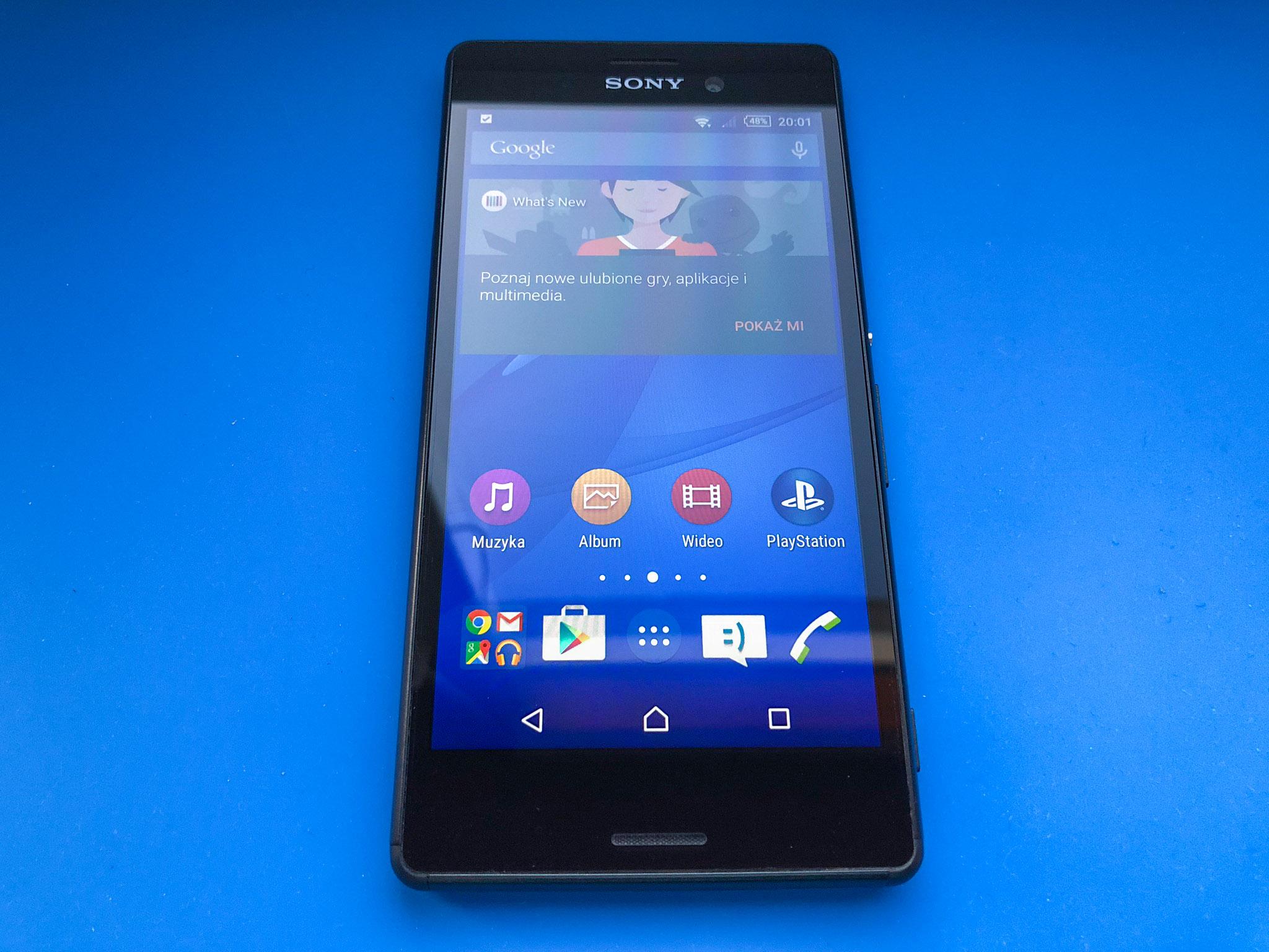 Sony Xperia M4 Aqua E2303   zadbany
