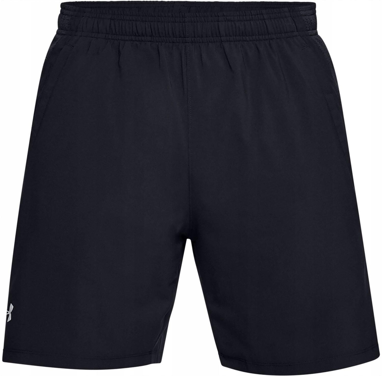 """Under Armour UA Launch SW 7"""" Shorts Black # M"""