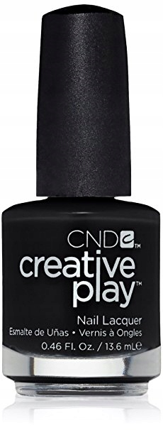 Lakier CND CREATIVE PLAY Black Forth 13,6 ml