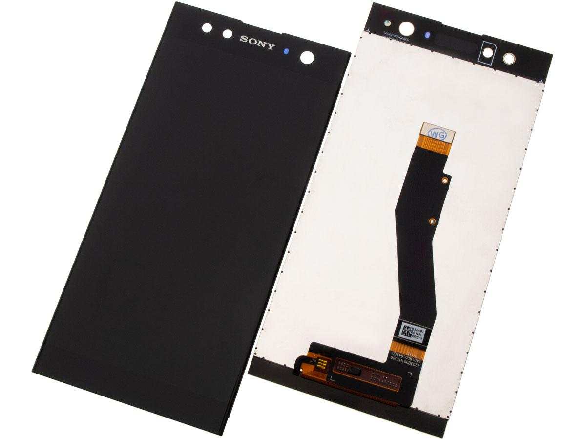 ORG wyświetlacz LCD = Sony Xperia XA2 Ultra czarny