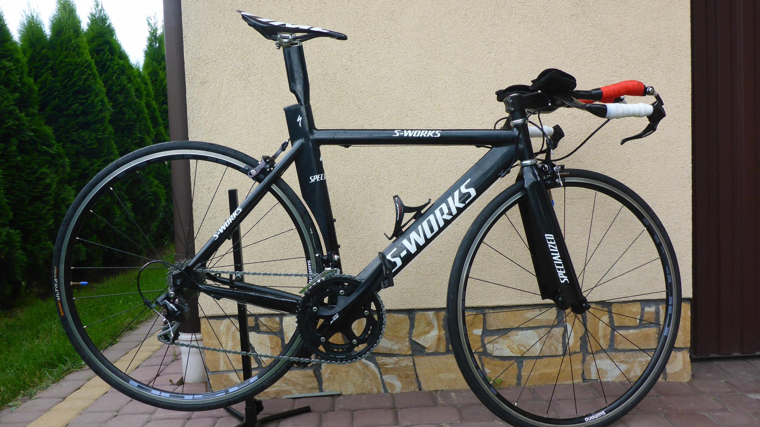Rower TT Tri Triathlonowy Czasowy S-Works 53cm