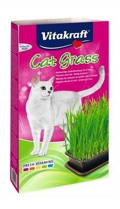 Vitakraft Cat-Grass Trawa dla kota 120g [26547]