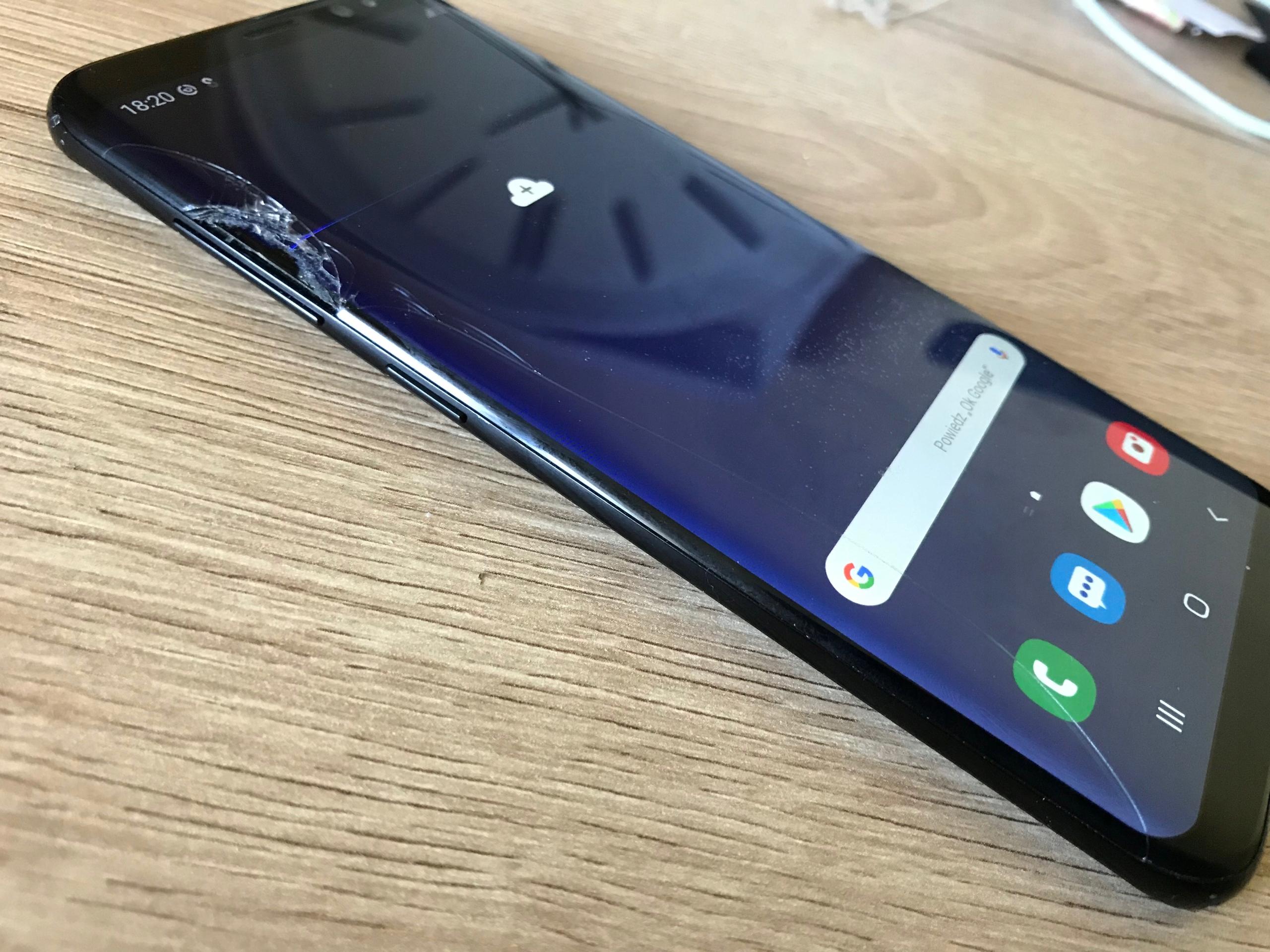 Oryginalny wyświetlacz Samsung Galaxy S8