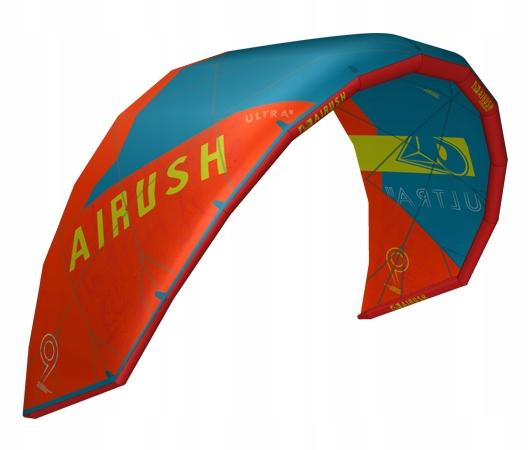 Latawiec Kite Airush 2019 Ultra II Acid Teal 12m2