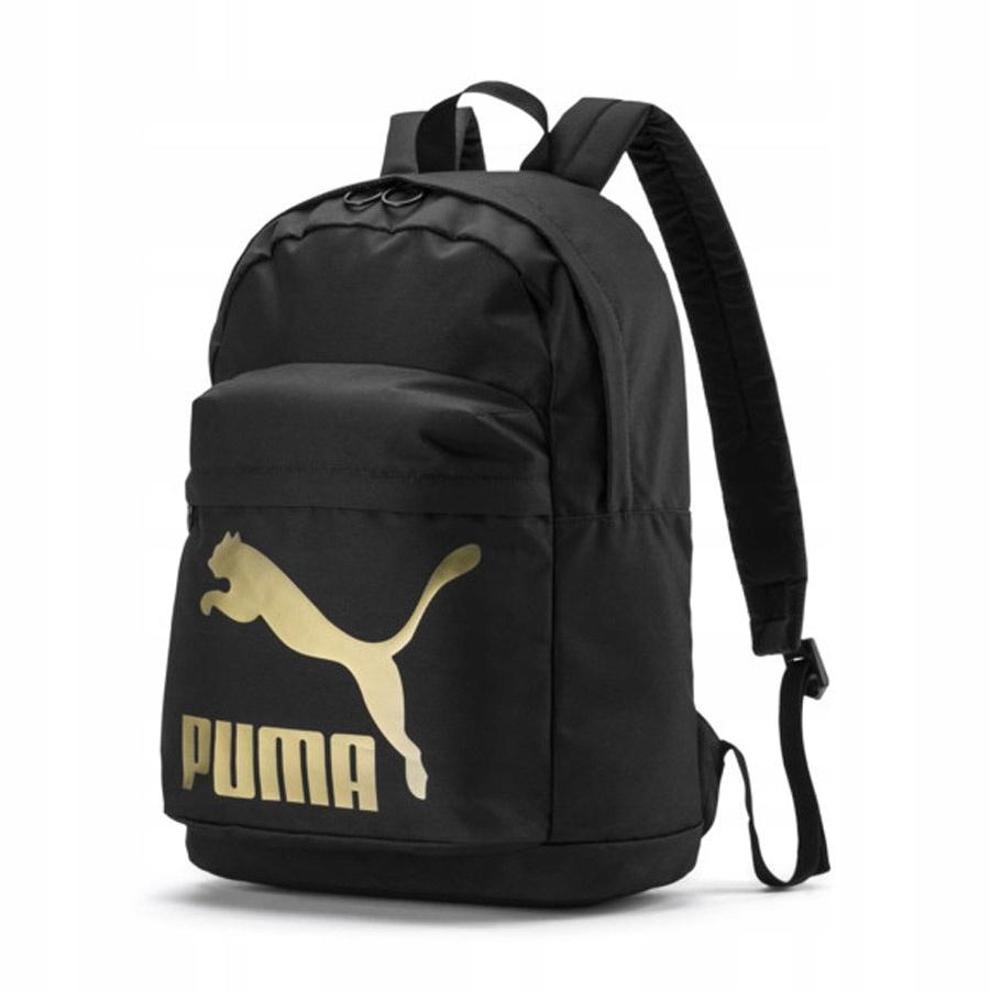 Plecak Puma Originals Backpack 076643 01 czarny