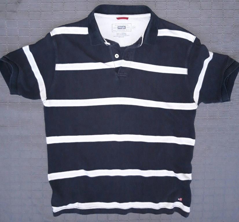 Wrangler t-shirt polo męski r. M
