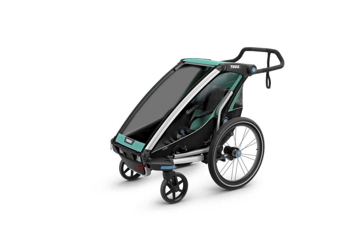 Przyczepka Rowerowa - wózek Thule Chariot Lite 1
