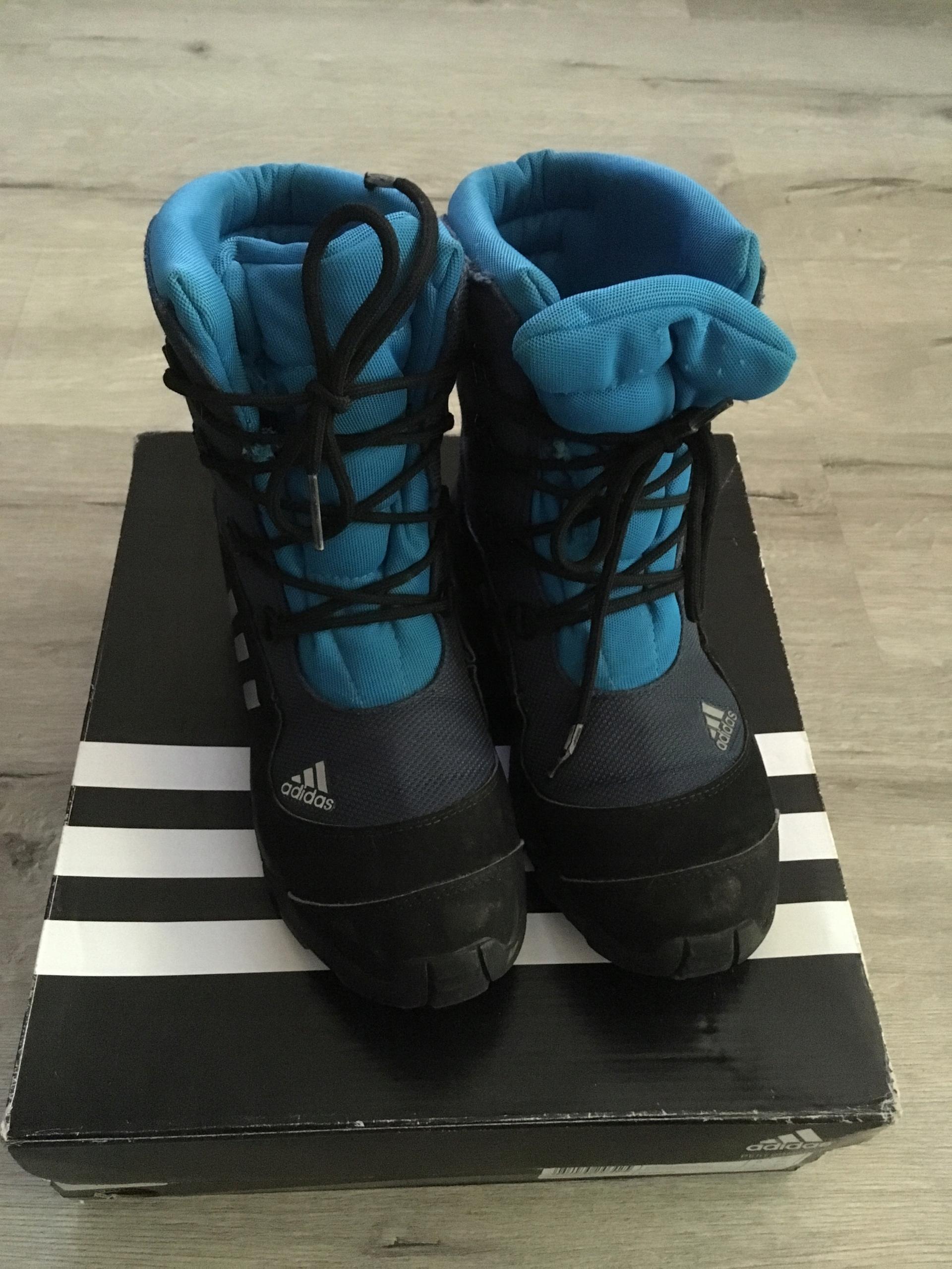 Buty zimowe adidas rozmiar 38 23