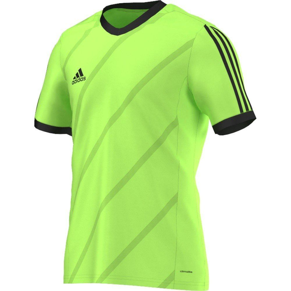 Koszulka Męska Piłkarska adidas Tabela zielon XL